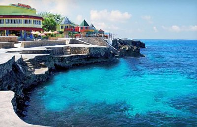 Legends Beach Hotel Negril Jamaica